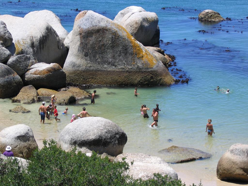 Пляж Боулдерс в ЮАР-е, фото 7