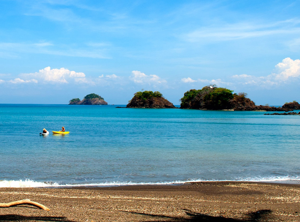 Пляж Исла де Койба в Панаме, фото 3