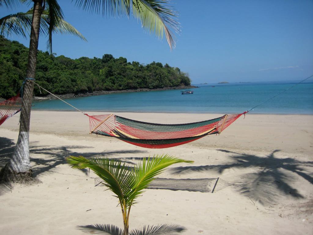 Пляж Исла де Койба в Панаме, фото 4