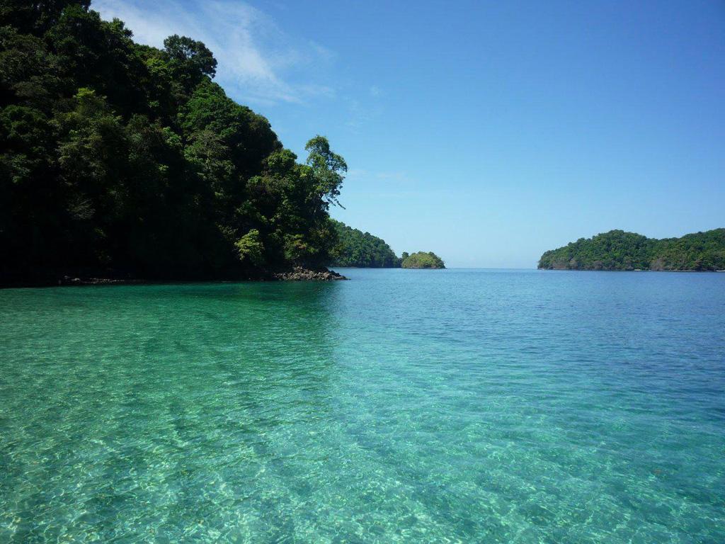 Пляж Исла де Койба в Панаме, фото 6