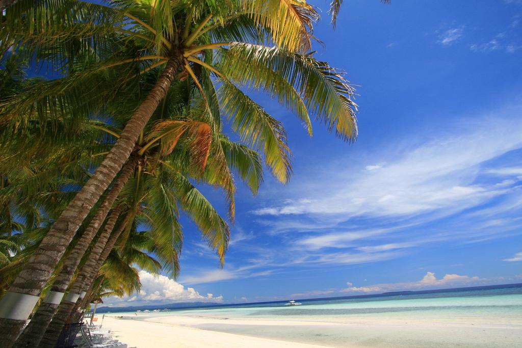 Пляж острова Бохол на Филиппинах, фото 4