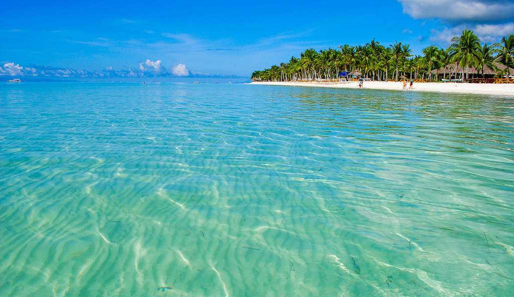 Пляж острова Бохол на Филиппинах, фото 5
