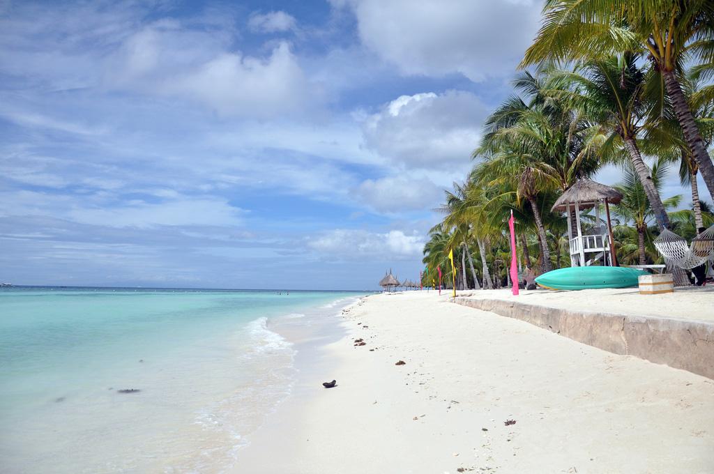 Пляж острова Бохол на Филиппинах, фото 6
