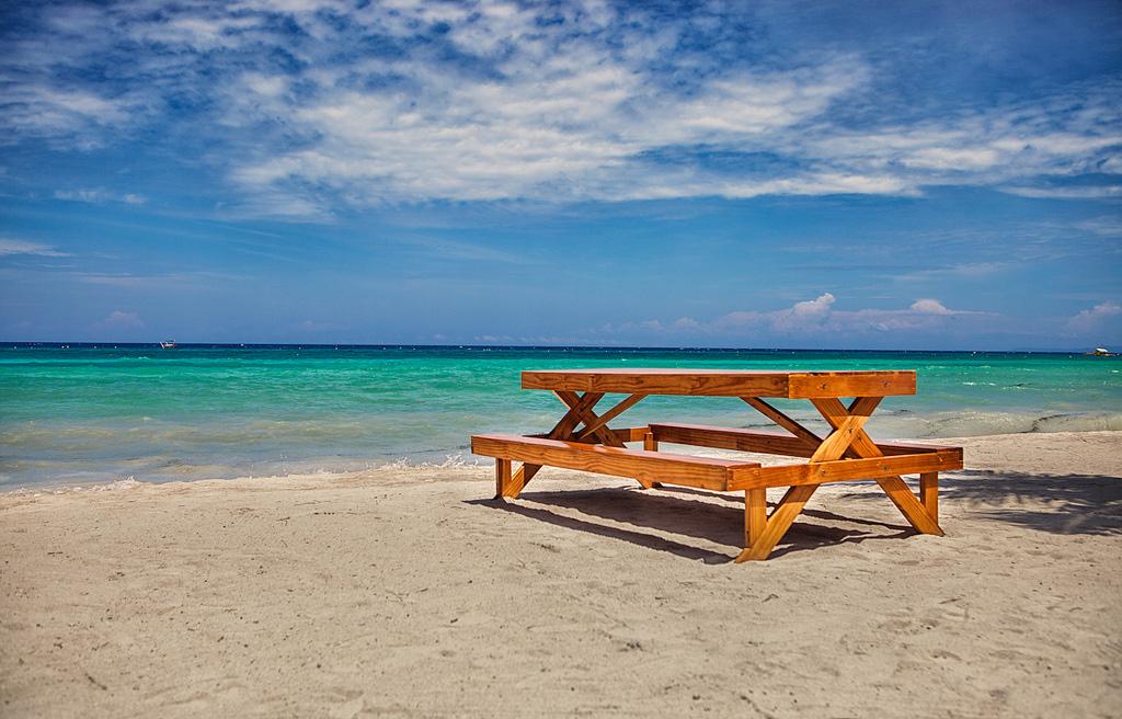 Пляж острова Бохол на Филиппинах, фото 7