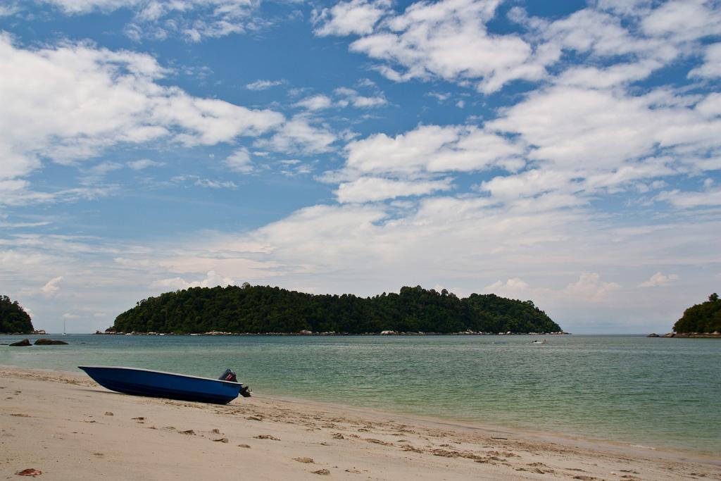Пляж Пангкор в Малайзии, фото 2
