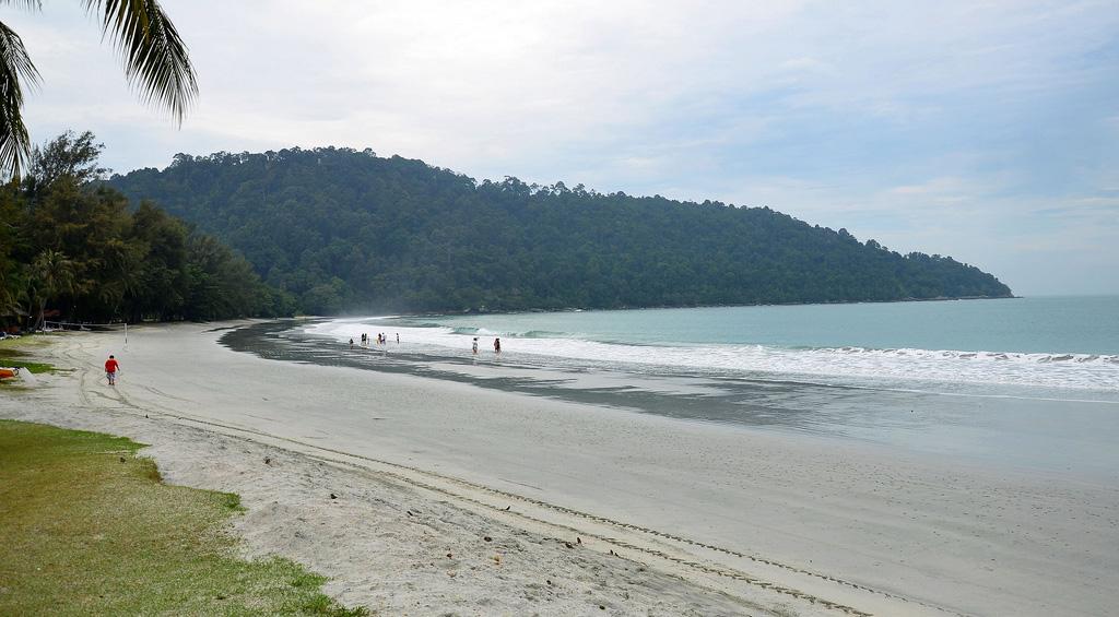 Пляж Пангкор в Малайзии, фото 3