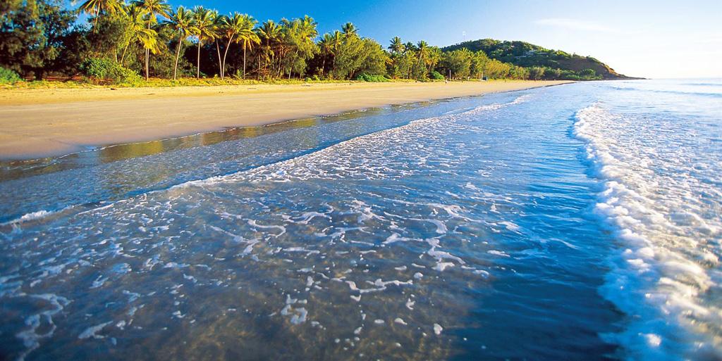Пляж Порт Дуглас в Австралии, фото 5