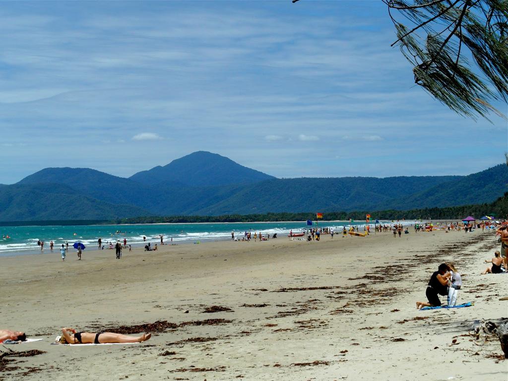 Пляж Порт Дуглас в Австралии, фото 7