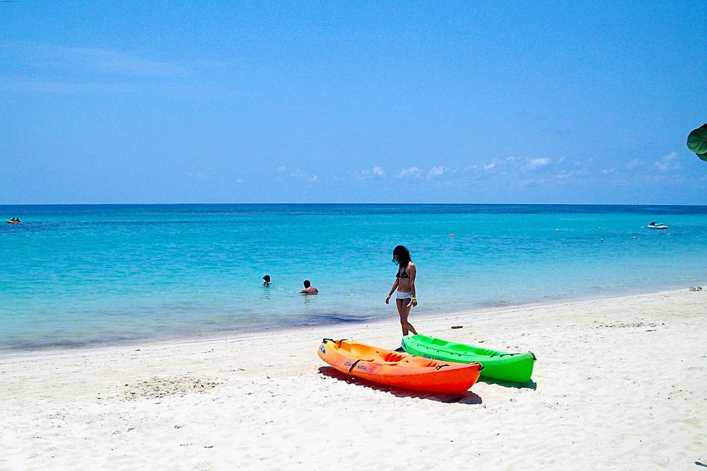 Пляж Роатан в Гондурасе, фото 1