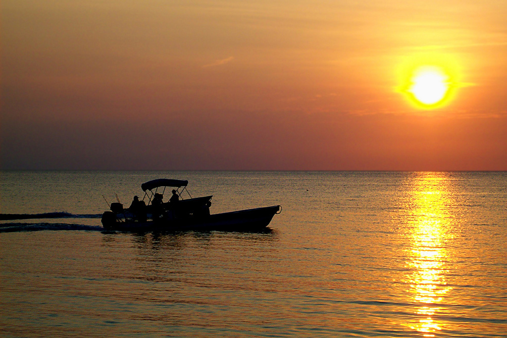 Пляж Роатан в Гондурасе, фото 4