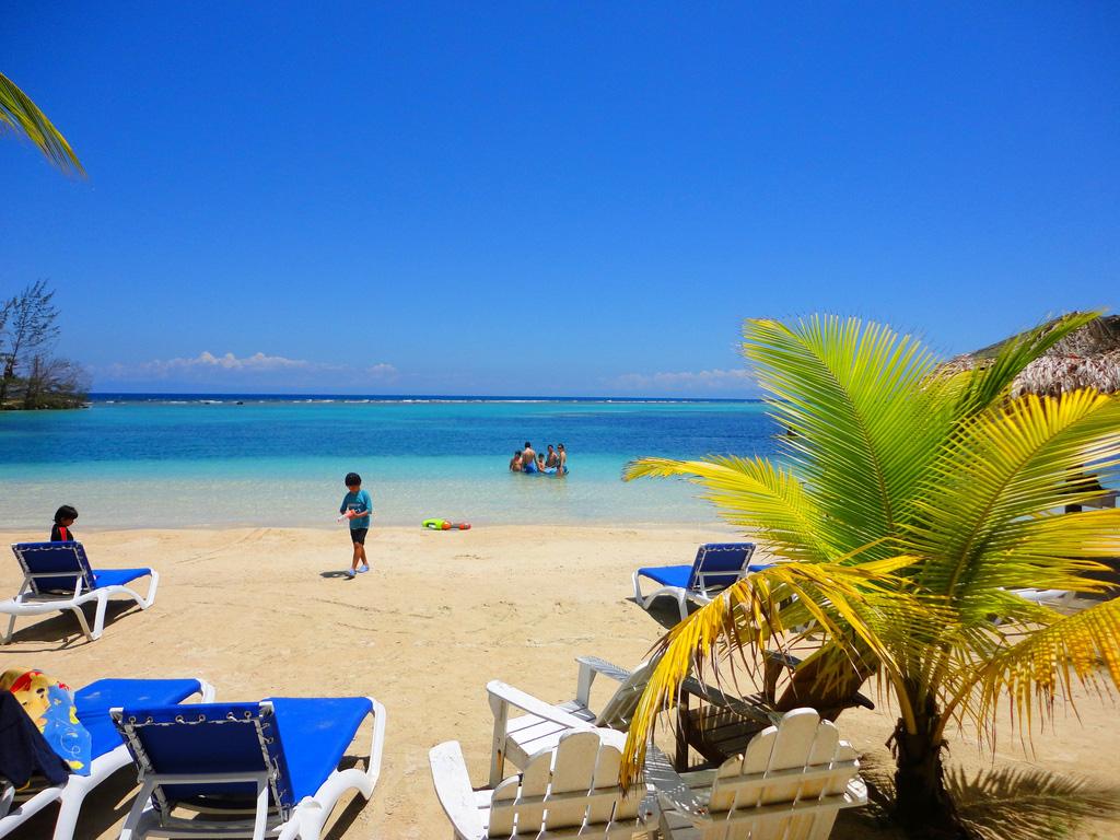 Пляж Роатан в Гондурасе, фото 5