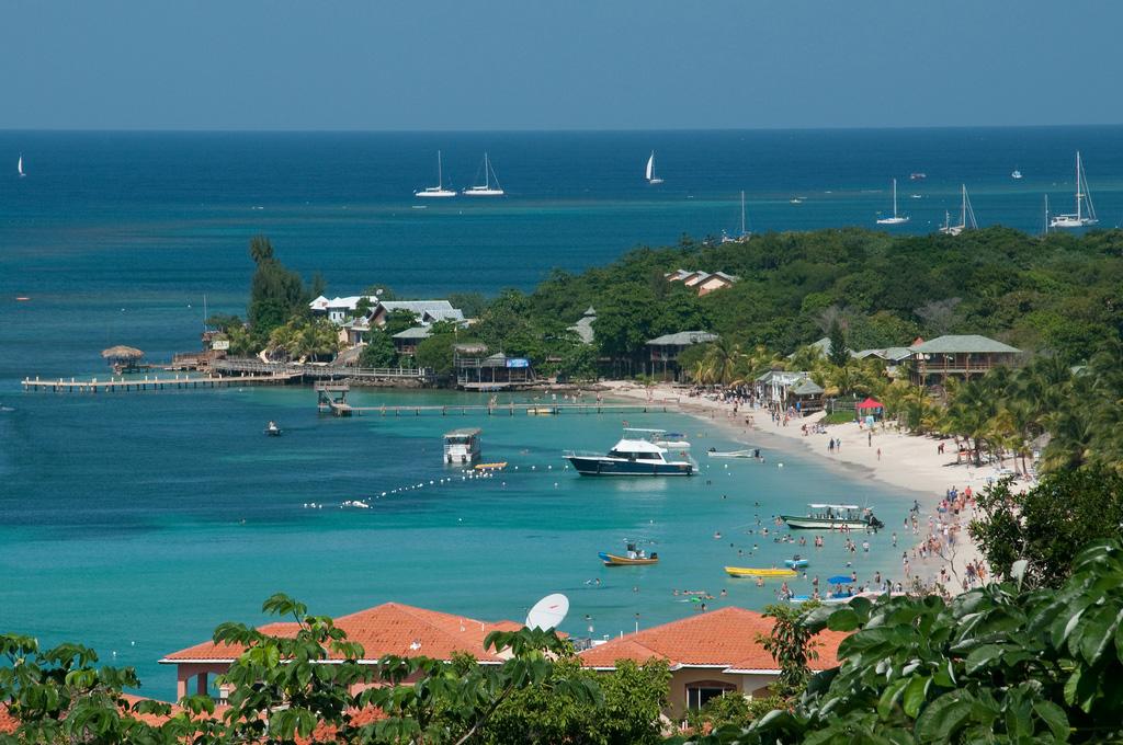 Пляж Роатан в Гондурасе, фото 6