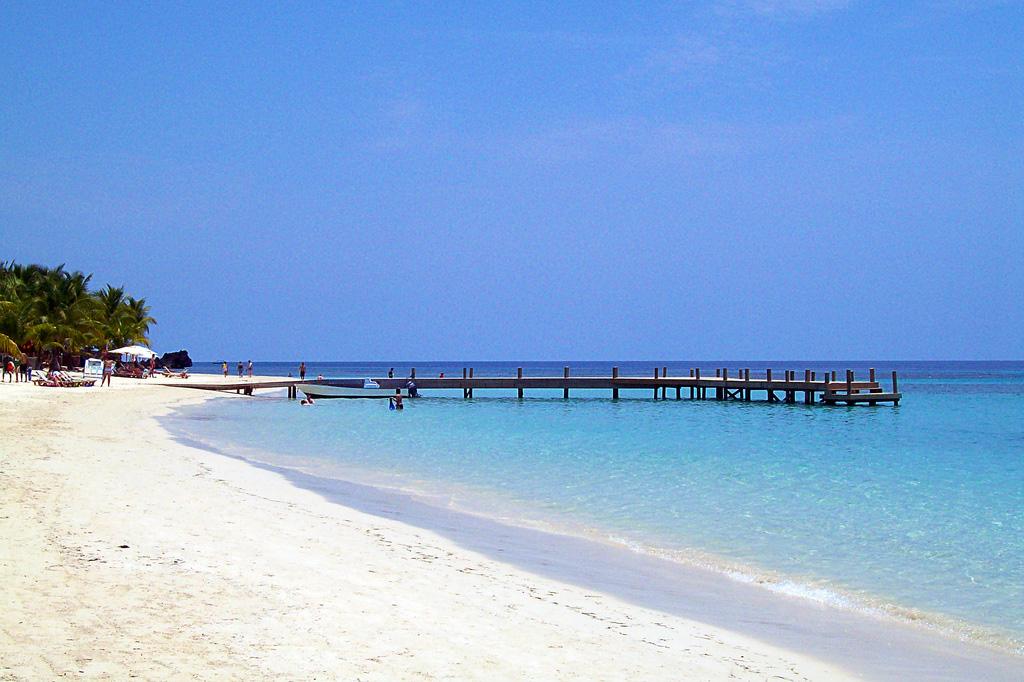 Пляж Роатан в Гондурасе, фото 7