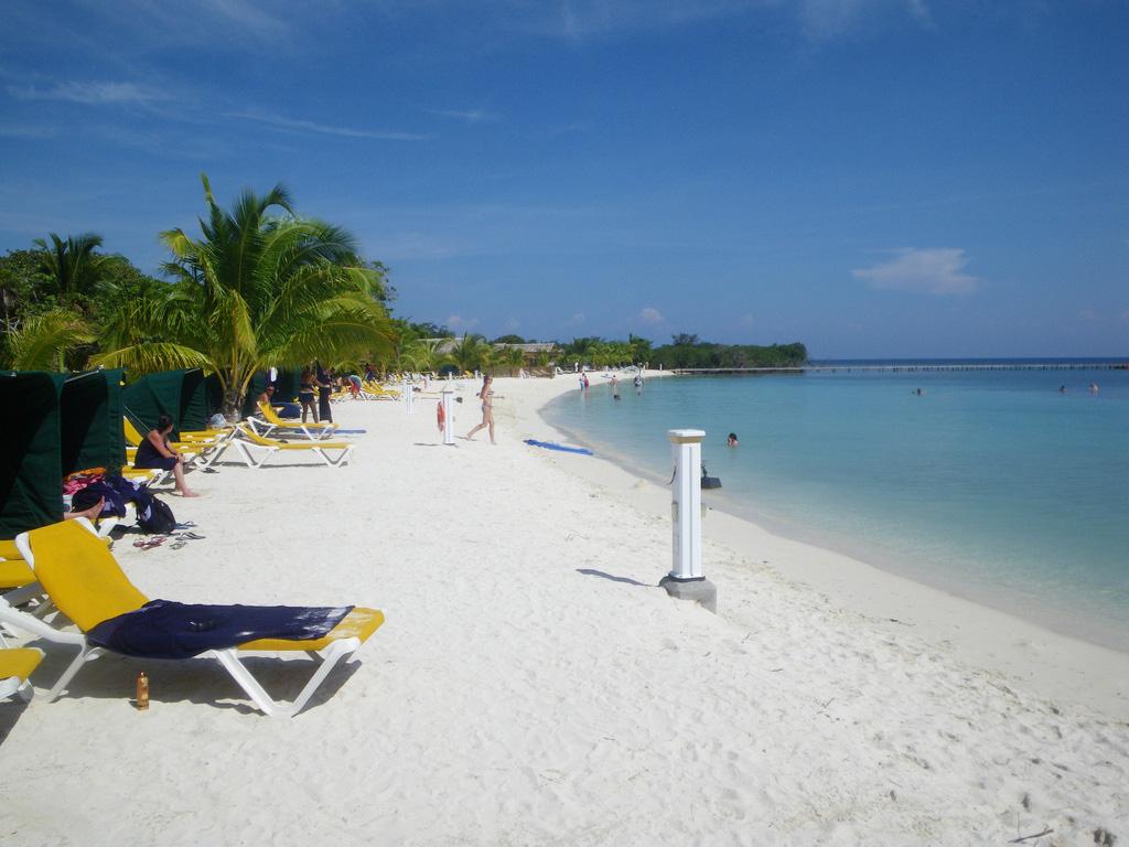 Пляж Роатан в Гондурасе, фото 8