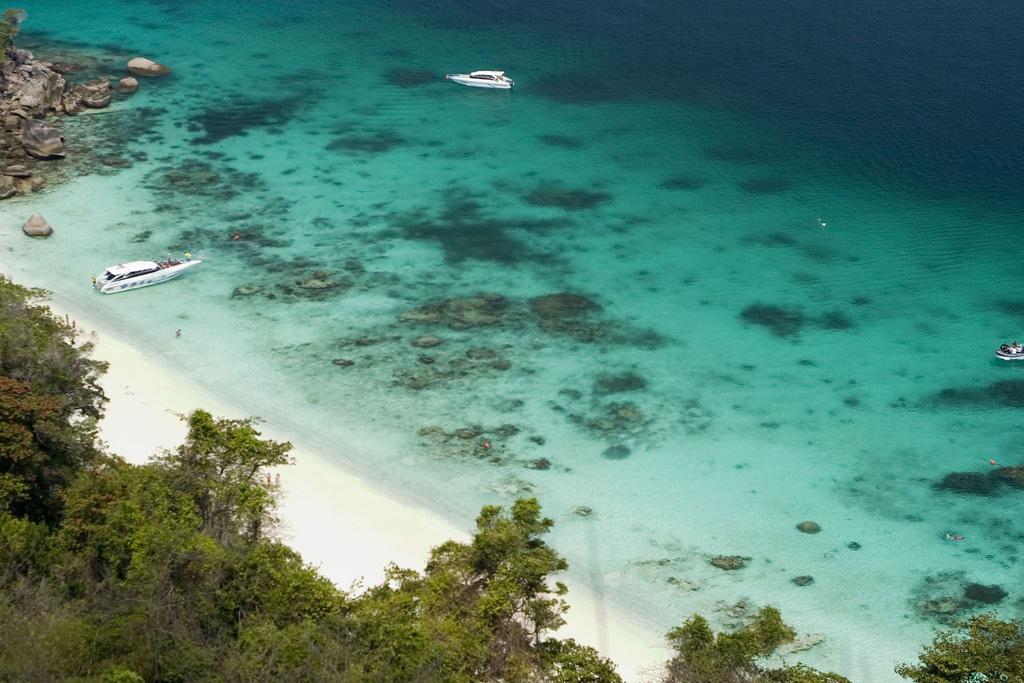 Пляж Симиланских островов в Таиланде, фото 5