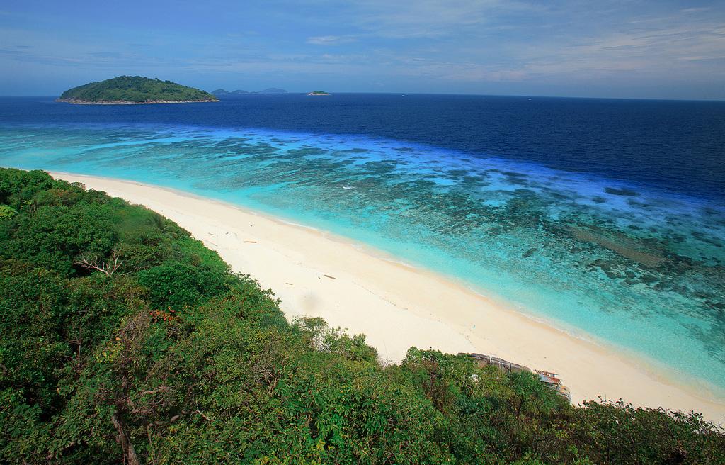 Пляж Симиланских островов в Таиланде, фото 7