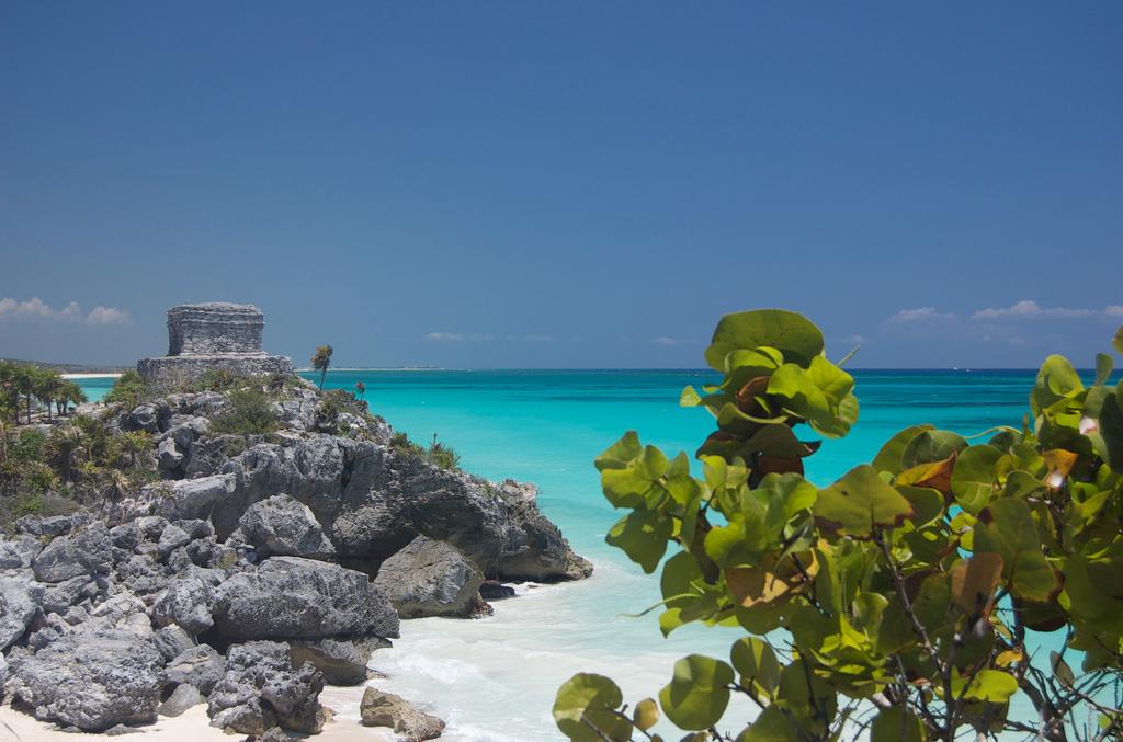 Пляж Тулум в Мексике, фото 6