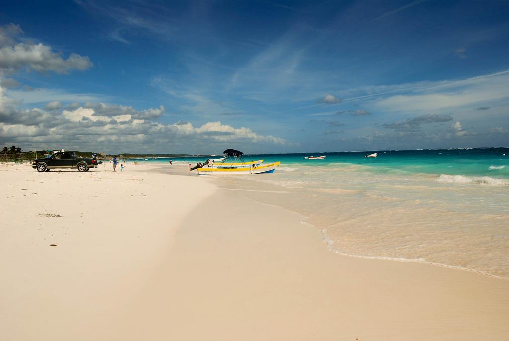 Пляж Тулум в Мексике, фото 7