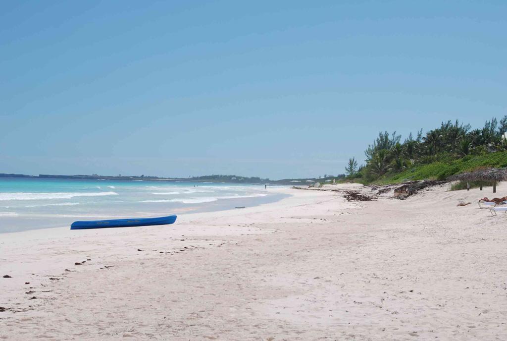 Пляж Харбор на Багамских островах, фото 4