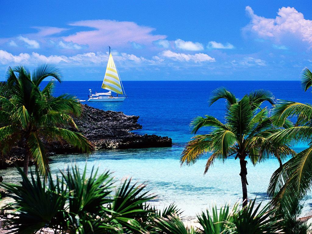 Пляж Харбор на Багамских островах, фото 7