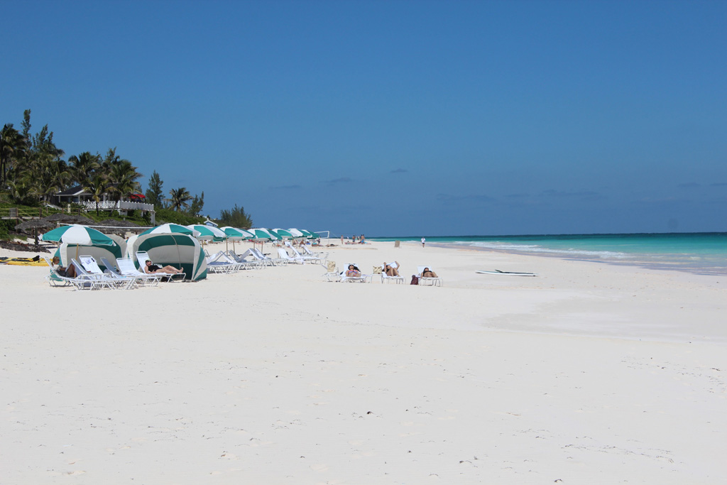 Пляж Харбор на Багамских островах, фото 9