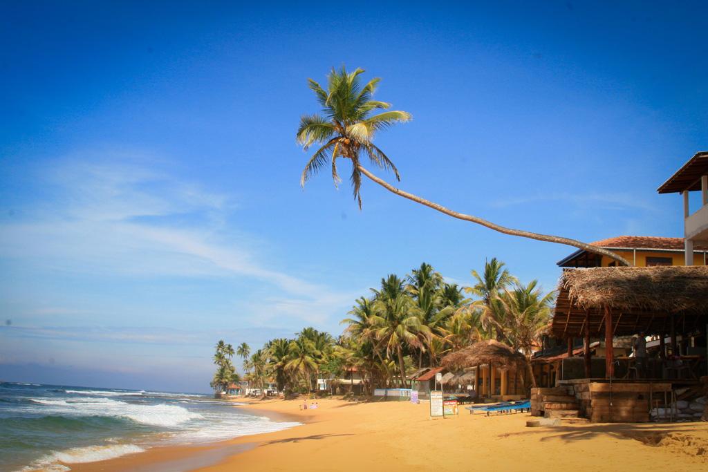 Пляж Хиккадува в Шри-Ланке, фото 4