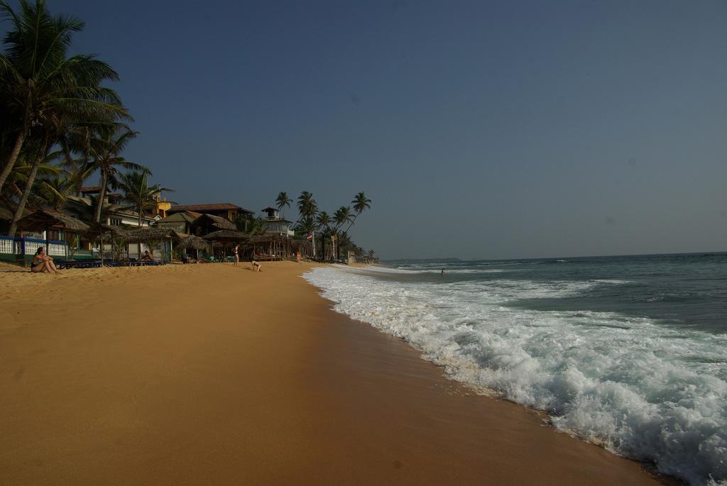 Пляж Хиккадува в Шри-Ланке, фото 5