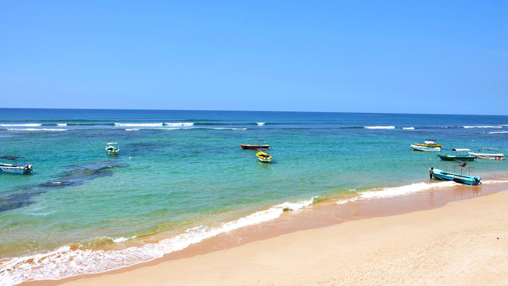 Пляж Хиккадува в Шри-Ланке, фото 8