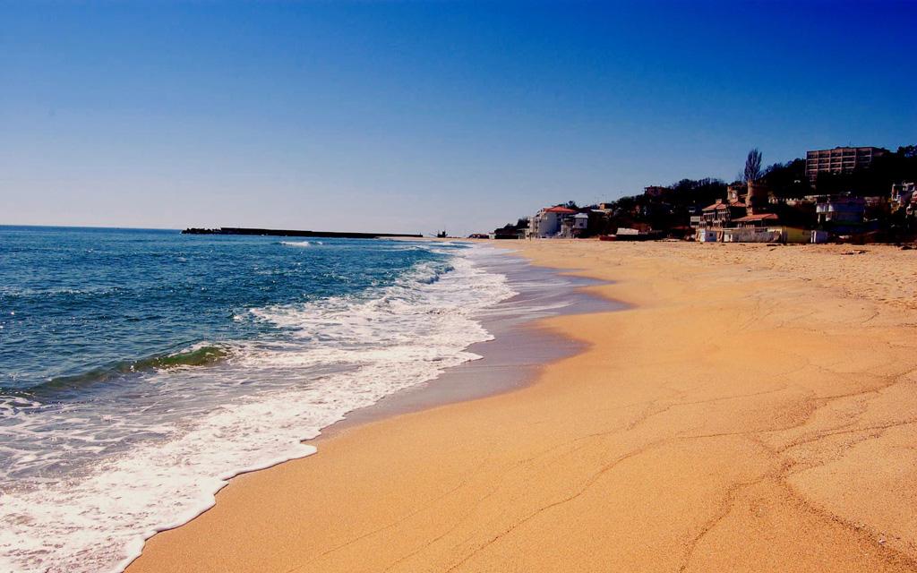 Пляж Золотые Пески в Болгарии, фото 2
