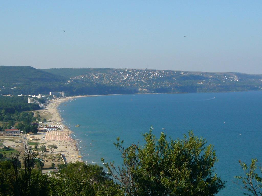 Пляж Золотые Пески в Болгарии, фото 4