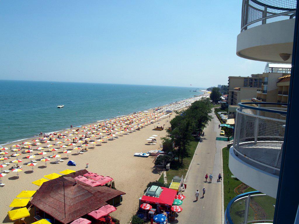 Пляж Золотые Пески в Болгарии, фото 5