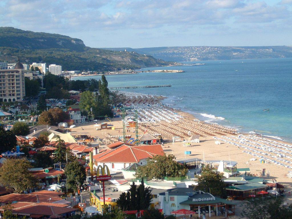 Пляж Золотые Пески в Болгарии, фото 6