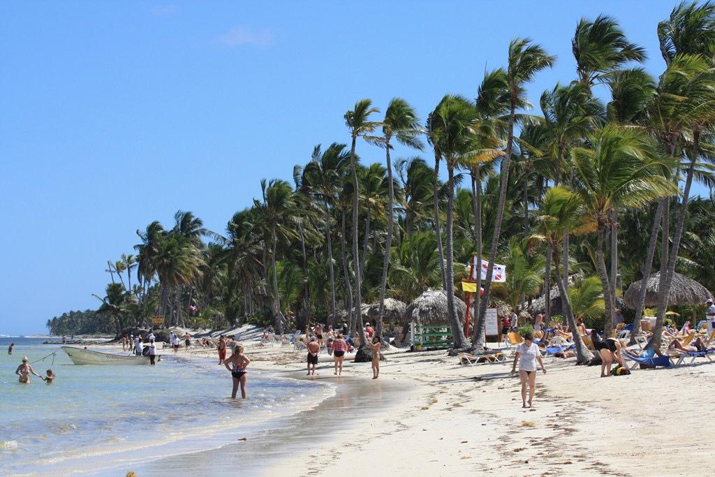 Пляж Баваро в Доминикане, фото 1