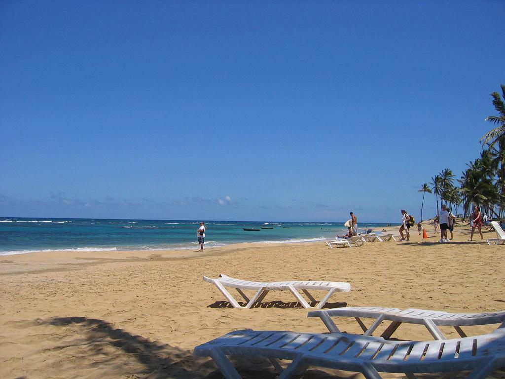 Пляж Баваро в Доминикане, фото 3