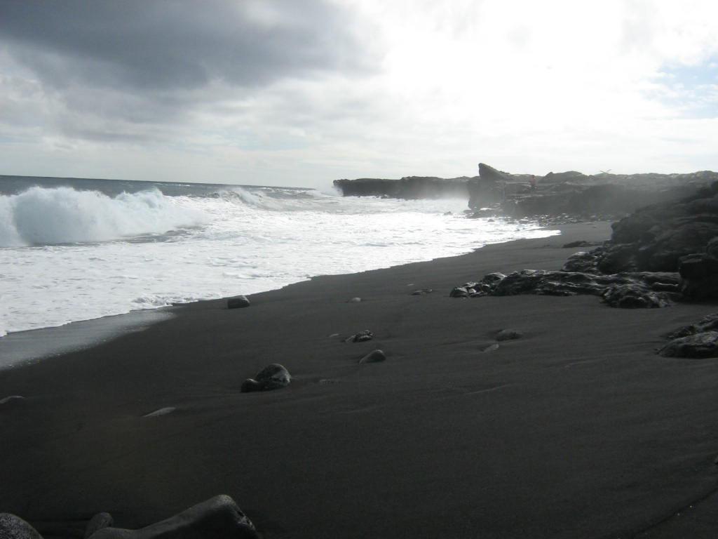 Пляж Блек Бич в Исландии, фото 5