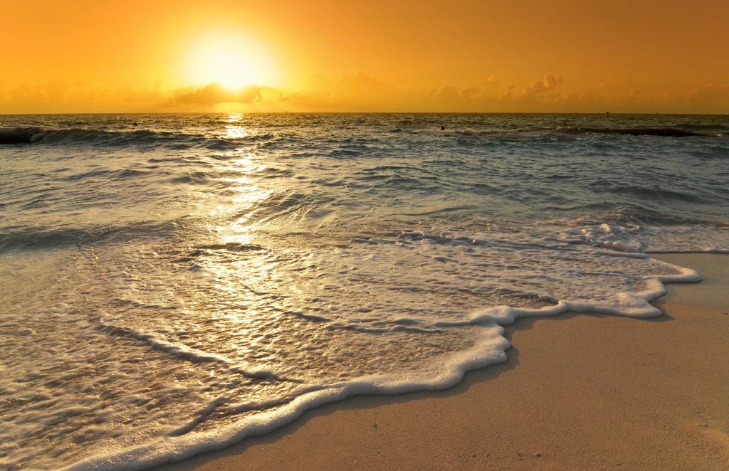 Пляж Боа Виста в Кабо-Верде, фото 1