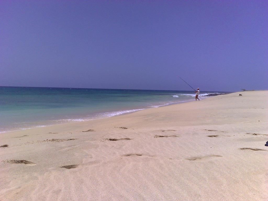 Пляж Боа Виста в Кабо-Верде, фото 3