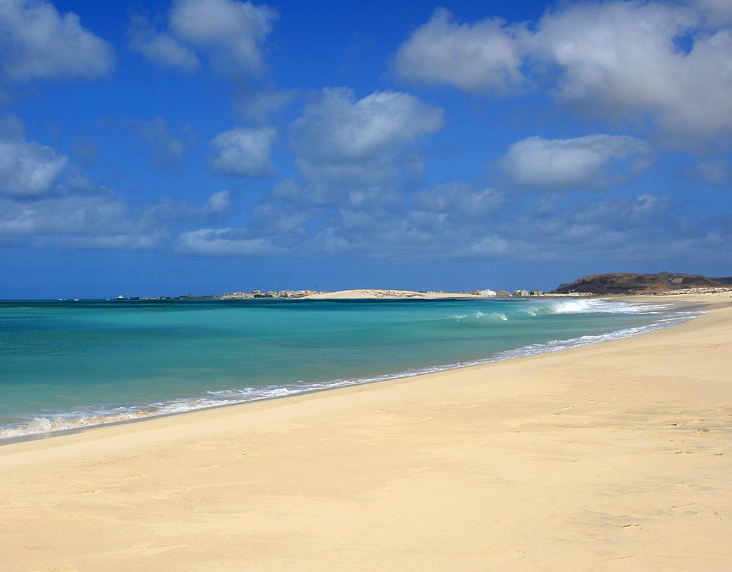 Пляж Боа Виста в Кабо-Верде, фото 4