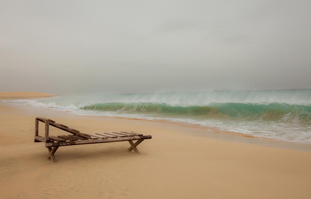 Пляж Боа Виста в Кабо-Верде, фото 5