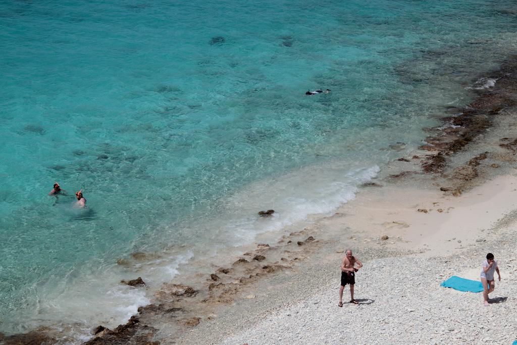 Пляж Бонайре на Нидерландских Антильских островах, фото 2