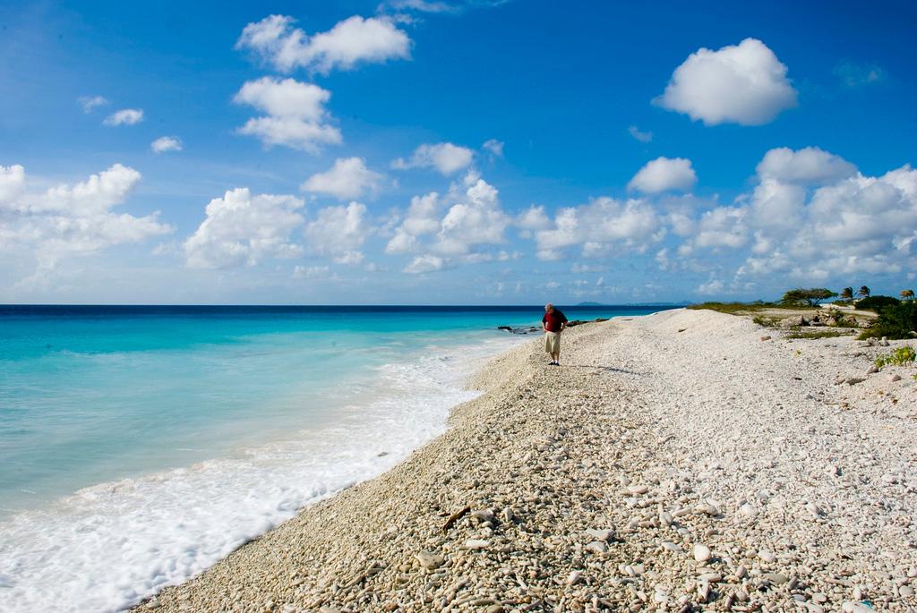 Пляж Бонайре на Нидерландских Антильских островах, фото 3