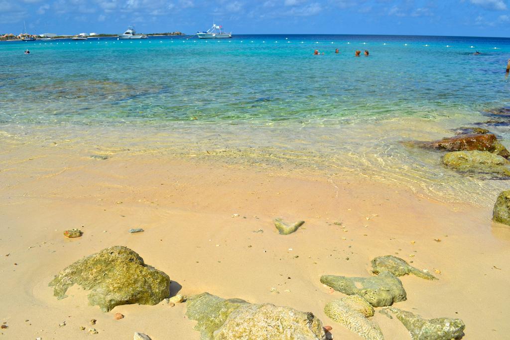 Пляж Бонайре на Нидерландских Антильских островах, фото 6