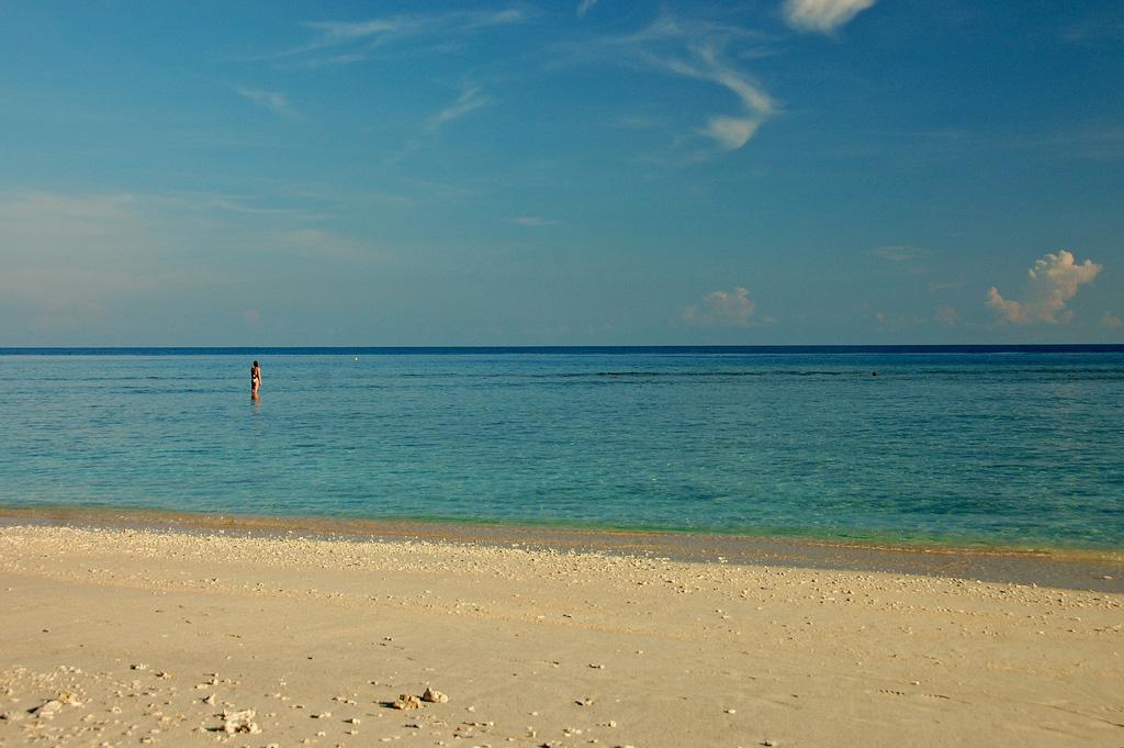 Пляж Гили-Траванган в Индонезии, фото 3