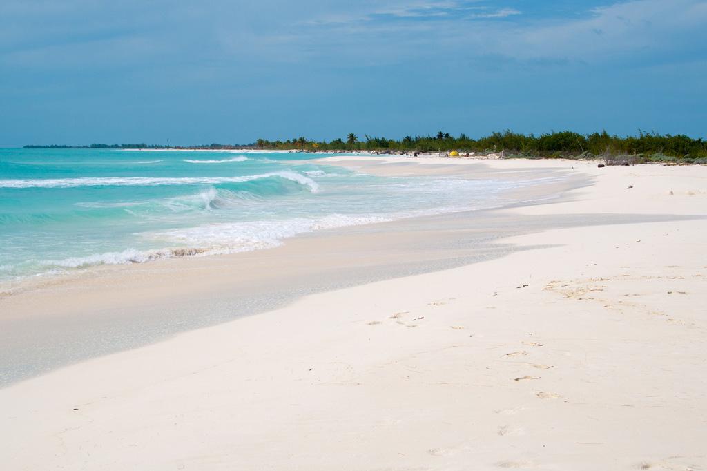 Пляж Кайо Ларго на Кубе, фото 2