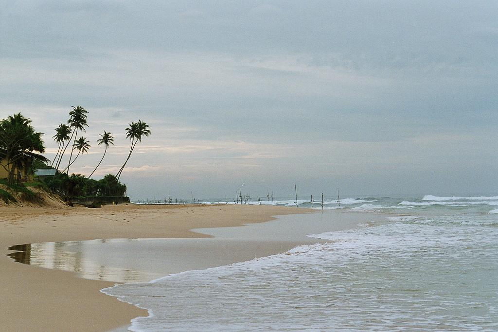 Пляж Когалла в Шри-Ланке, фото 2