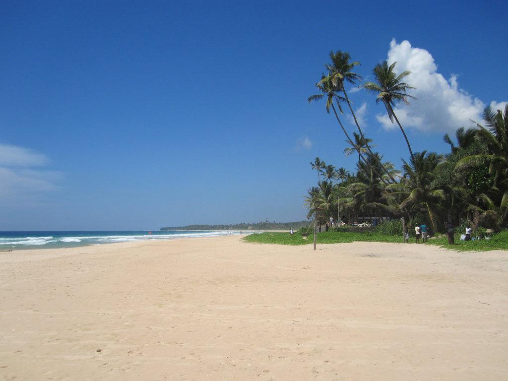 Пляж Когалла в Шри-Ланке, фото 3