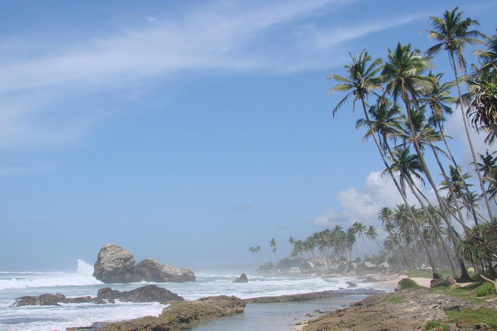 Пляж Когалла в Шри-Ланке, фото 4