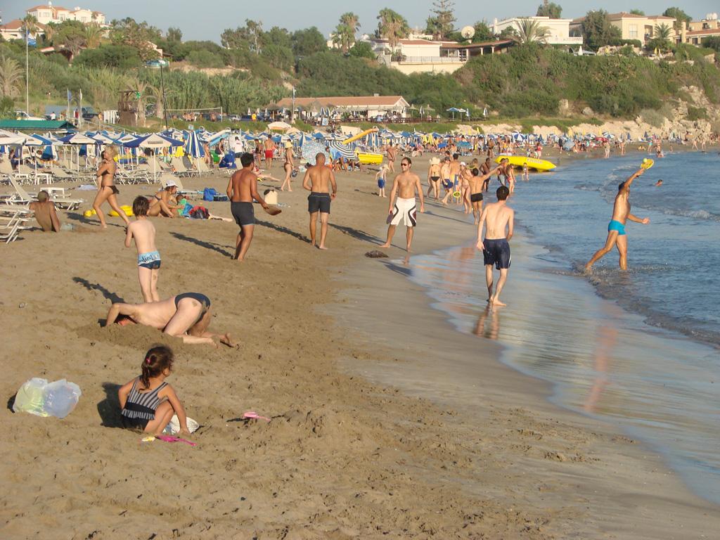 Пляж Корал Бэй на Кипре, фото 1
