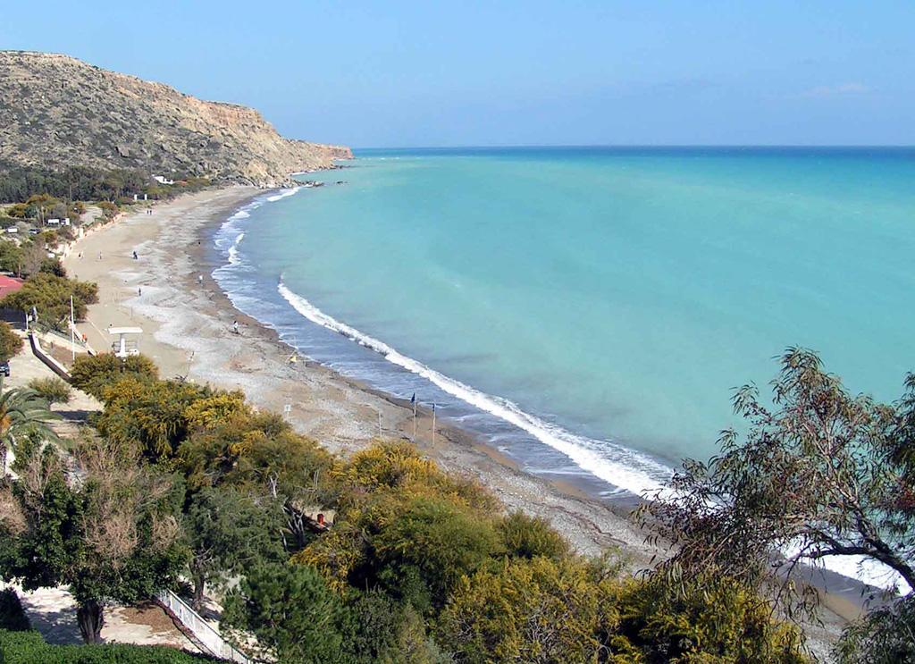Пляж Корал Бэй на Кипре, фото 4