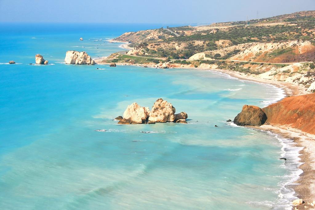 Пляж Корал Бэй на Кипре, фото 5